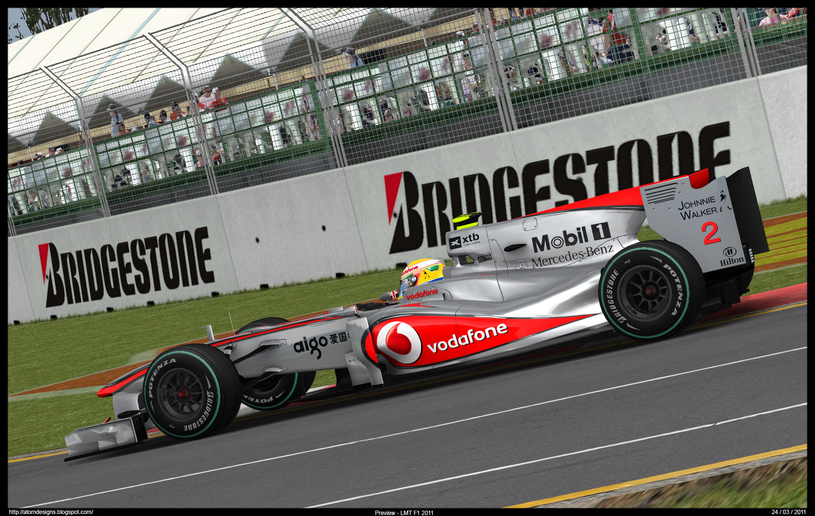 [rFactor] Mod F1 LMT 2010 02mclaren17hv