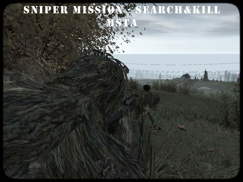 CO@05 SniperMission Search&Kill Msta (ACE)